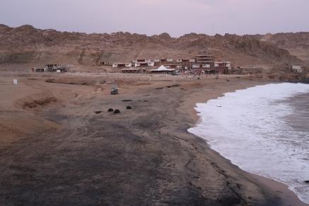 Puerto Inca, Peru