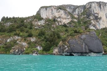 Marmorhöhlen, Puerto Río Tranquilo, Chile