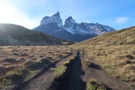 Wanderung Los Cuernos, Nationalpark Torres del Paine, Chile